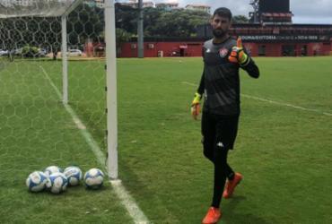 Com coletivo na Toca, Vitória segue preparação visando o Atlético-GO | Divulgação | EC Vitória