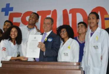 Programa Mais Estudo oferta 7.400 vagas para monitoria nas escolas estaduais | Divulgação | Secretaria de Educação
