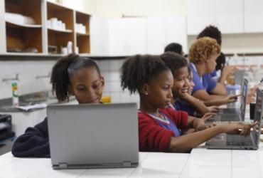 Projeto leva ciência de dados para meninas de cinco escolas públicas de Salvador | Rafael Martins / Ag. A TARDE