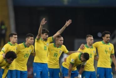 Seleção brasileira recua para 3ª posição no ranking masculino da Fifa   Lucas Figueiredo   CBF
