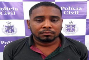 Suspeito de estuprar adolescentes é preso em Simões Filho | Divulgação | Polícia Civil