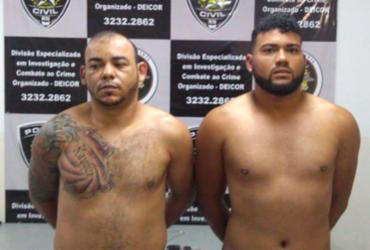 Suspeito de liderar facção criminosa na Bahia é preso no Rio Grande do Norte | Divulgação