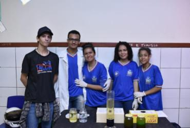 Estudantes de Vitória da Conquista apresentam projetos científicos e culturais