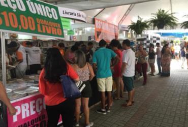Feira de Santana sedia evento literário até domingo | Divulgação | Facebook