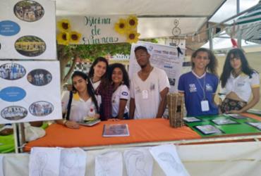 Estudantes participam de feiras científicas e apresentações culturais