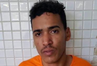 Suspeito de matar a irmã é preso no Engenho Velho de Brotas | Divulgação | SSP