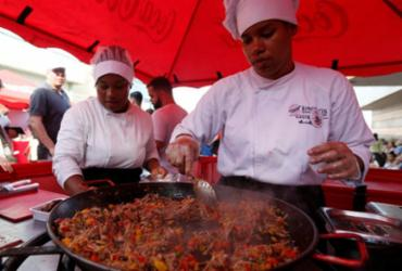 Festival celebra cultura Italiana e São Januário em Salvador | Rafael Martins | Ag. A TARDE