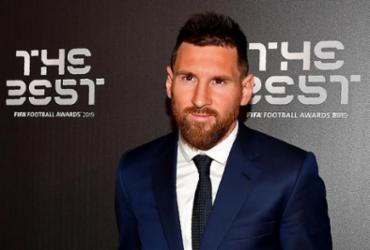 Confira as imagens da cerimônia FIFA The Best  