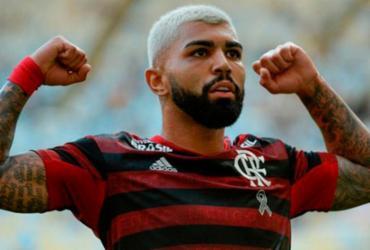 Cotado para seleção, Gabriel diz estar focado no Flamengo: 'Estou bem tranquilo' | Reprodução | Twitter