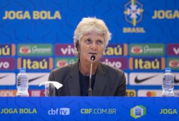 Com Marta e Formiga, Pia Sundhage chama seleção feminina para amistosos da Europa | Lucas Figueiredo | CBF