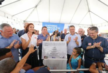 Cerca de 700 famílias de Guaratinga serão beneficiadas com sistemas de abastecimento