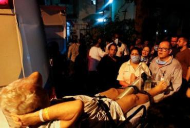 Número de mortos no incêndio do Hospital Badim sobe para 12 | Fernando Frazão | Agência Brasil