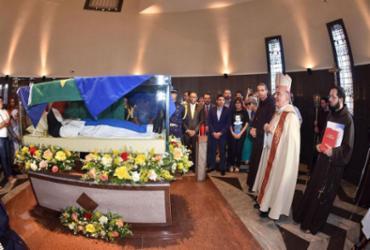Novo túmulo do Anjo Bom da Bahia é aberto à visitação | Max Haack (Secom-PMS) l Divulgação