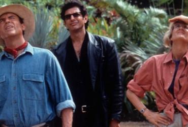 Trio do primeiro 'Jurassic Park' estará em novo filme da franquia | Divulgação