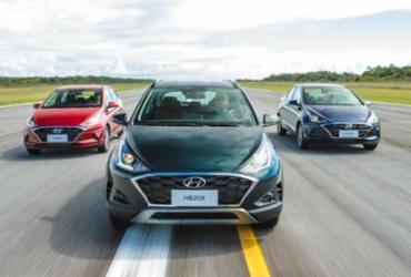 Hyundai lança a nova geração do HB20 na Bahia | Divulgação