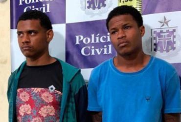 Suspeitos de latrocínio de delegado são presos em Feira de Santana | Divulgação | Ascom-PC