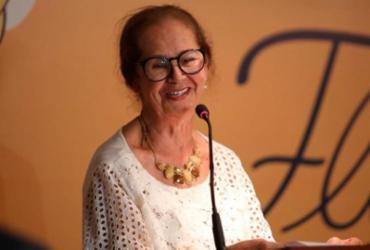Escritora baiana Gláucia Lemos é a homenageada da Flica 2019 | Felipe Iruatã | Ag. A TARDE