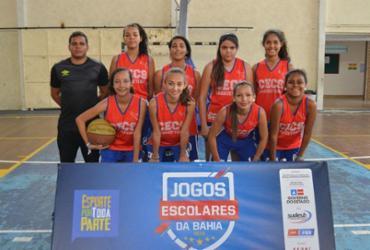 Delegação baiana participa dos Jogos Escolares da Juventude | João Ubaldo | Divulgação