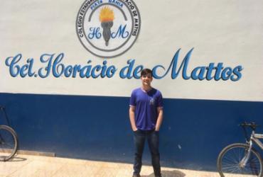 Estudantes baianos conquistam medalhas na 22ª Olimpíada Brasileira de Astronomia e Astronáutica
