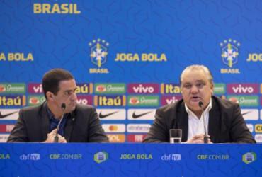 Sem Artur, André Jardine convoca Seleção Olímpica para amistosos | Lucas Figueiredo | CBF