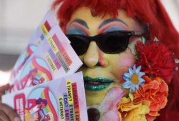 18ª edição da Parada LGBT+ é realizada em Salvador |