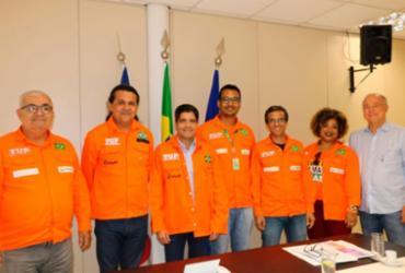 ACM Neto se compromete a lutar contra a saída da Petrobras da Bahia   Raul Spinassé   Ag. A TARDE