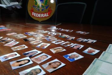Nove são presos em operação da PF de combate a fraudes na Previdência | Shagaly Ferreira | Ag. A TARDE