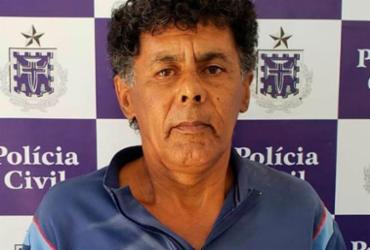 Homem condenado por estupro é preso em Piatã  