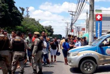 Homem é morto a tiros em ponto de ônibus de Feira de Santana |