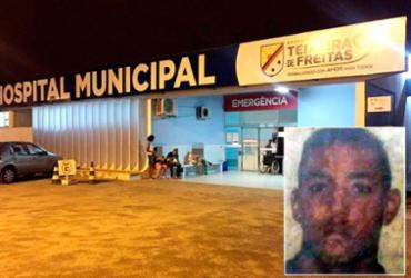 Jovem de 24 anos é esfaqueado em bar de Teixeira de Freitas |