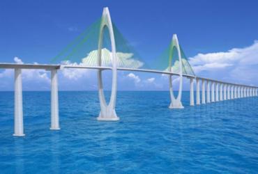 Aviso de licitação da Ponte Salvador – Itaparica foi publicadao no Diário Oficial