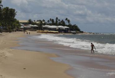 Praia de Guarajuba: selo ambiental abrange 1,6 km da orla de Camaçari | Luciano da Matta l Ag. A TARDE