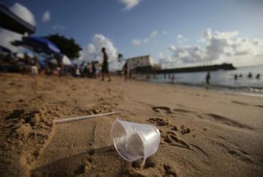 'Praia Limpa é Nossa Onda' reúne voluntários em coleta de resíduos na Barra | Raphael Muller | Ag A TARDE