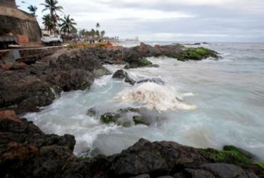 Salvador tem 17 praias impróprias neste fim de semana | Adilton Venegeroles | Ag. A TARDE