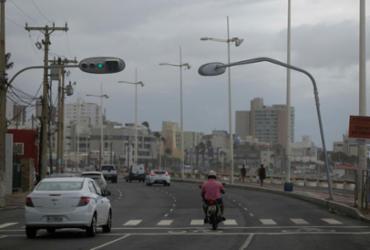 Fim de semana tem 60% de possibilidade de chuva em Salvador | Raul Spinassé | Ag A TARDE
