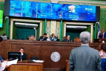Câmara Municipal aprova projeto que permite verbas para filantropia | Raul Aguilar | Ag. A TARDE