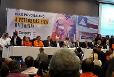 Funcionários da Petrobras realizam ato público na Assembleia Legislativa da Bahia | Rosana Abreu | Cidadão Repórter