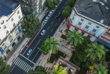 Rua Miguel Calmon é entregue após obras de requalificação | Igor Santos | Secom