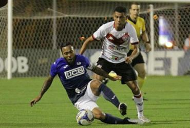 Vitória volta a jogar mal, perde para o lanterna São Bento e se complica | Neto Bonvino l Divulgação