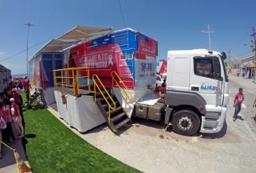 Porto Seguro recebe o Saúde sem Fronteiras