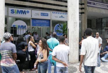 SIMM oferece vagas de emprego para esta quarta-feira | Luciano da Matta | Ag. A TARDE