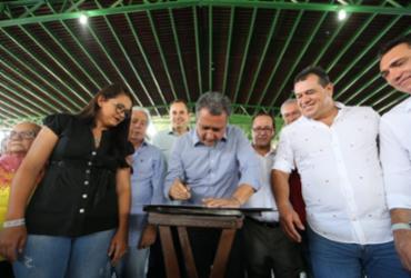 Sistema de Abastecimento de Água em Ituaçu beneficiará mais de 1,5 mil moradores