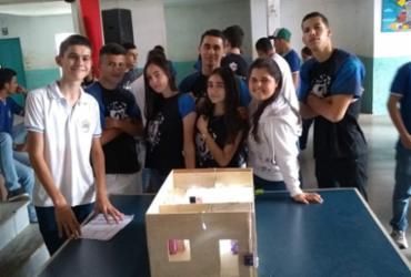 Estudantes de Paripiranga desenvolvem sistema elétrico residencial