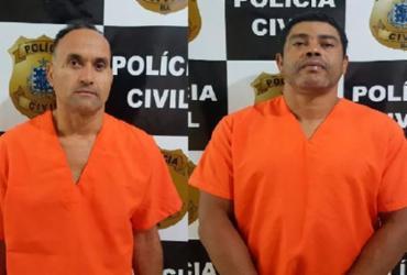 Presos envolvidos em briga de famílias que resultou em 7 mortes | Divulgação | Polícia Civil