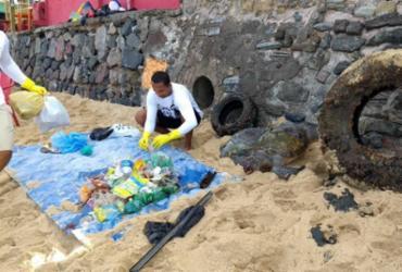 Tartarugas mortas são encontradas na praia de Boa Viagem | Reprodução | Twitter