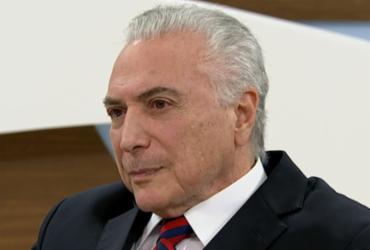 Michel Temer diz que não apoiou 'golpe' contra Dilma Rousseff | Reprodução | TV Cultura