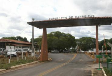 Aeroporto de Barreiras pode ganhar reforma | Miriam Hermes | Ag. A TARDE