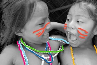 Saúde de crianças indígenas é tema de documentário na TVE |