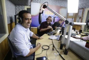 Bruno Reis destaca atuação administrativa em possível investidura política | Raul Spinassé | Ag. A TARDE