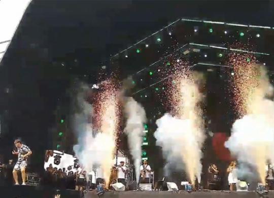 Acompanhe a cobertura do Salvador Fest | Ashylei Malia l Ag. A TARDE